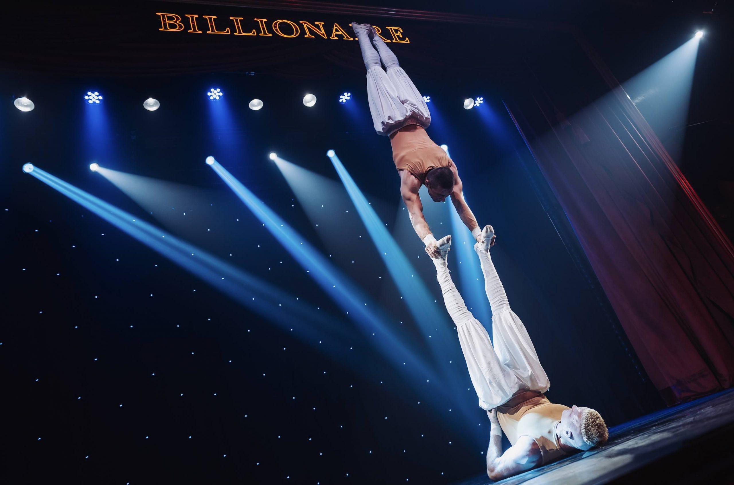 Billionaire Dubai