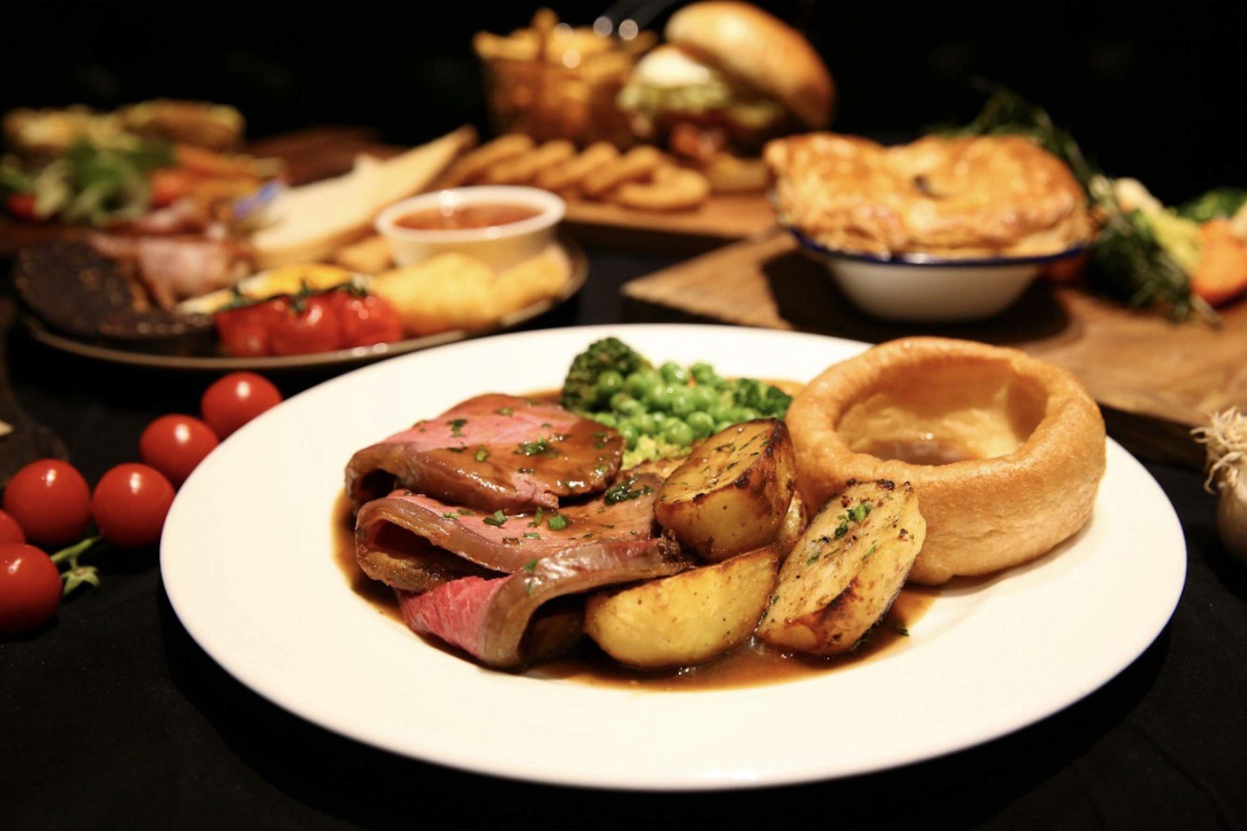 best roast dinners in the UAE