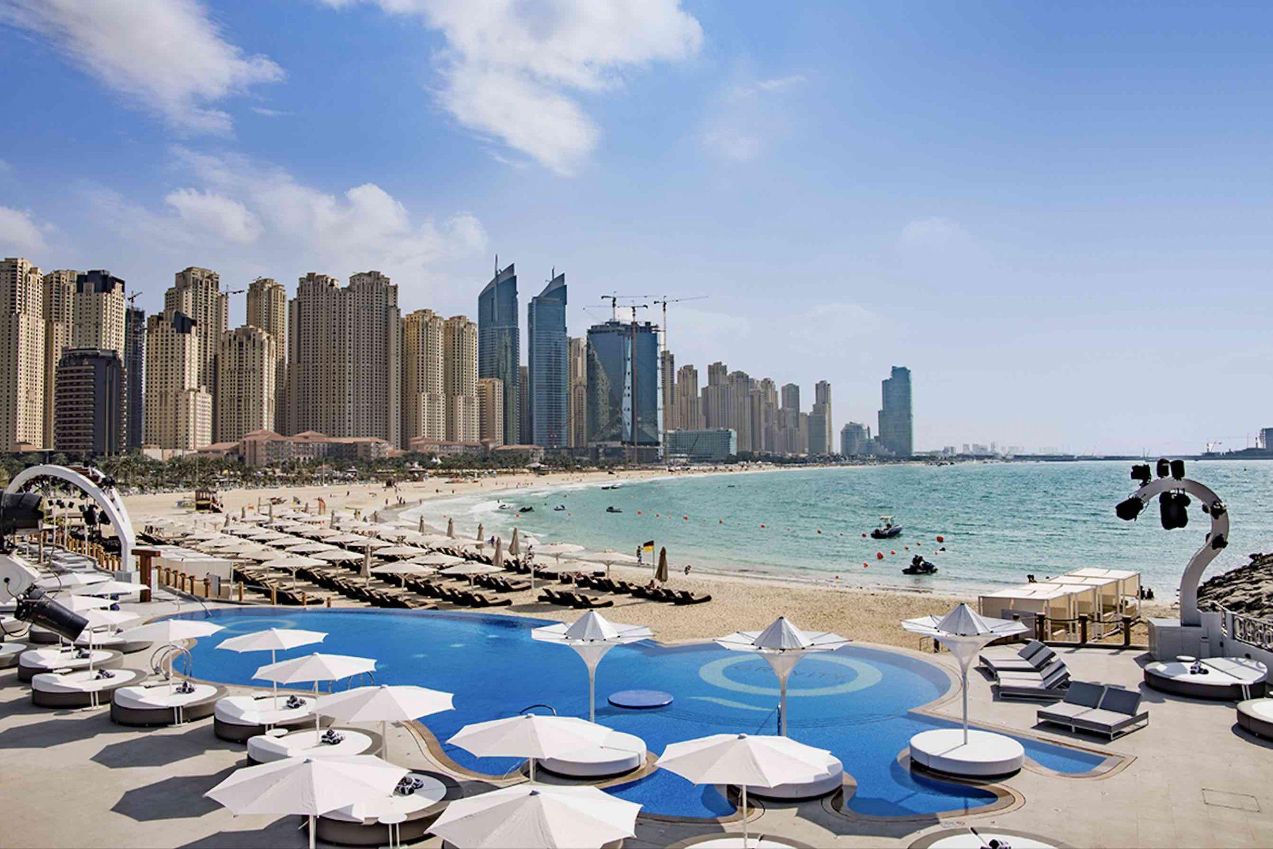 Dubai summerbrunches