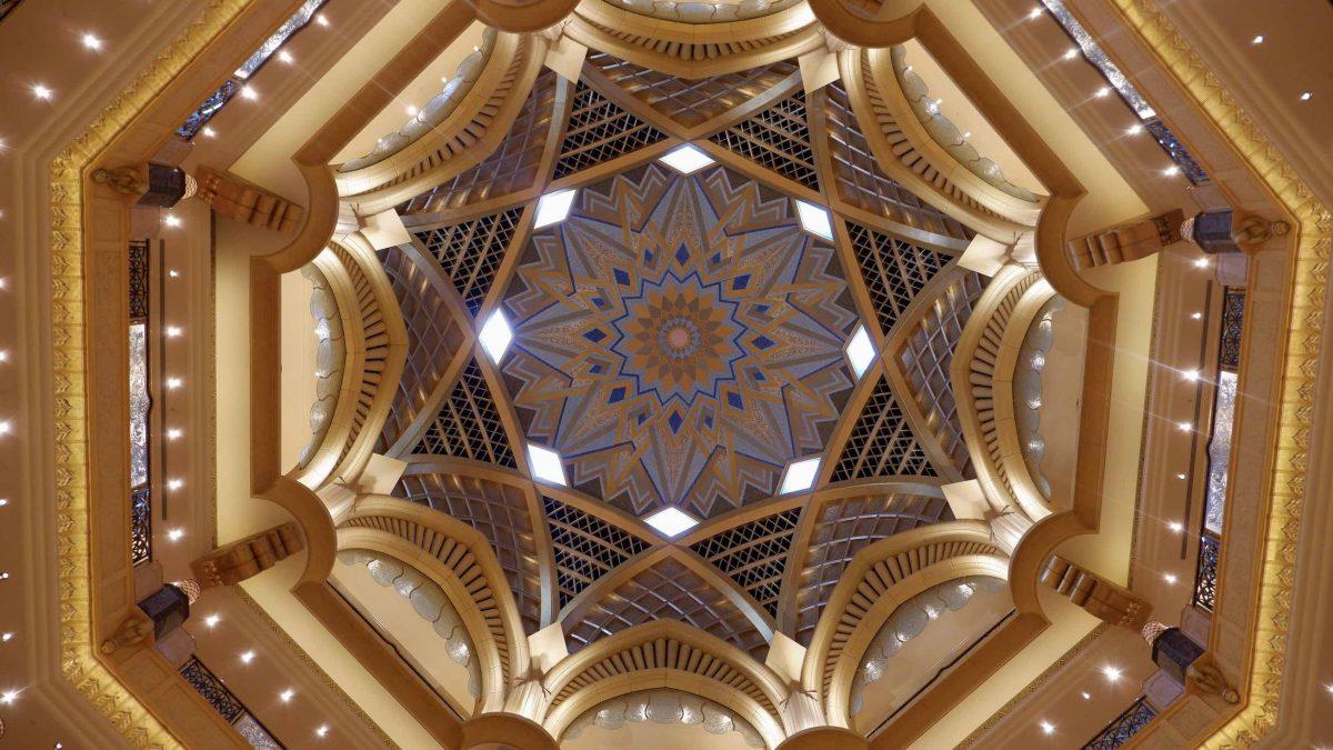 Abu Dhabi this weekend