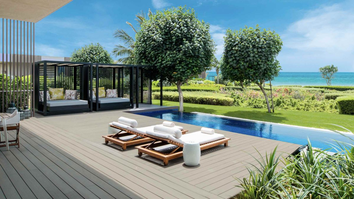 Oberoi Beach Resort