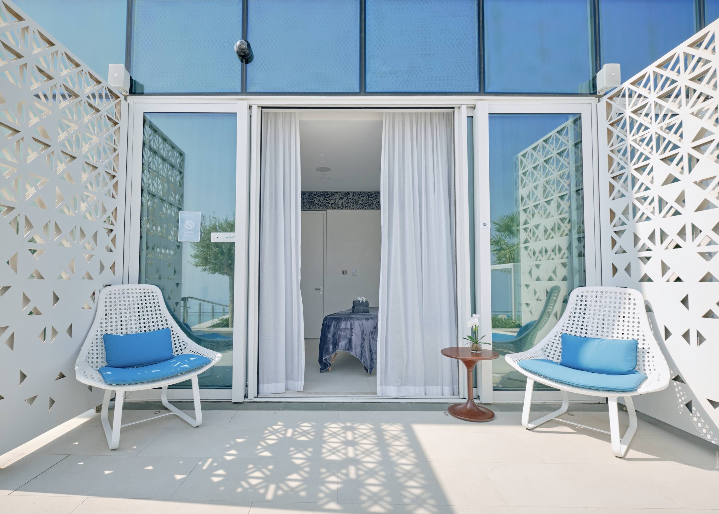 The Spa Address Beach Resort