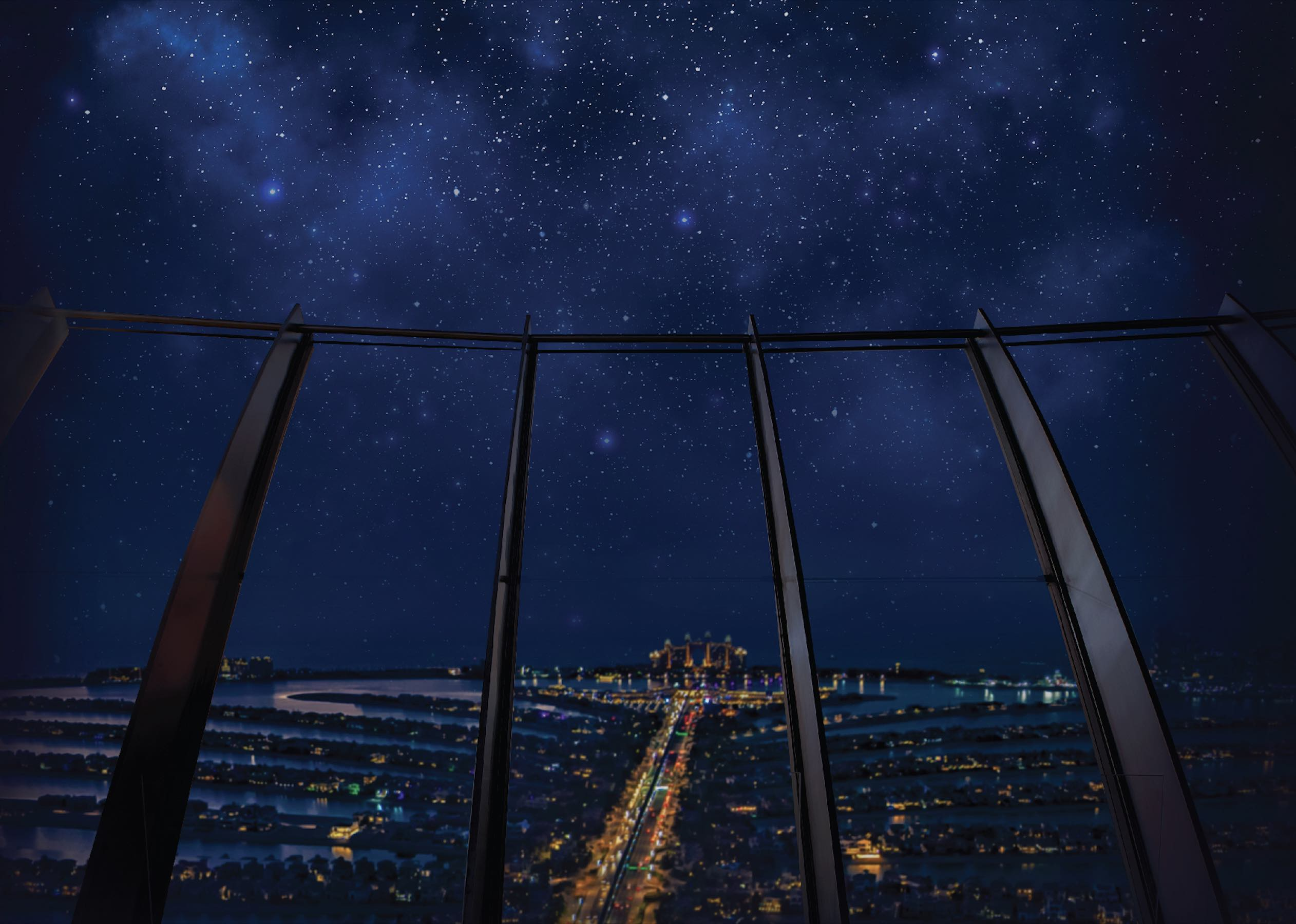astronomy sessions Dubai