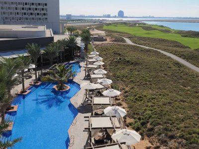 Yas Plaza Hotels