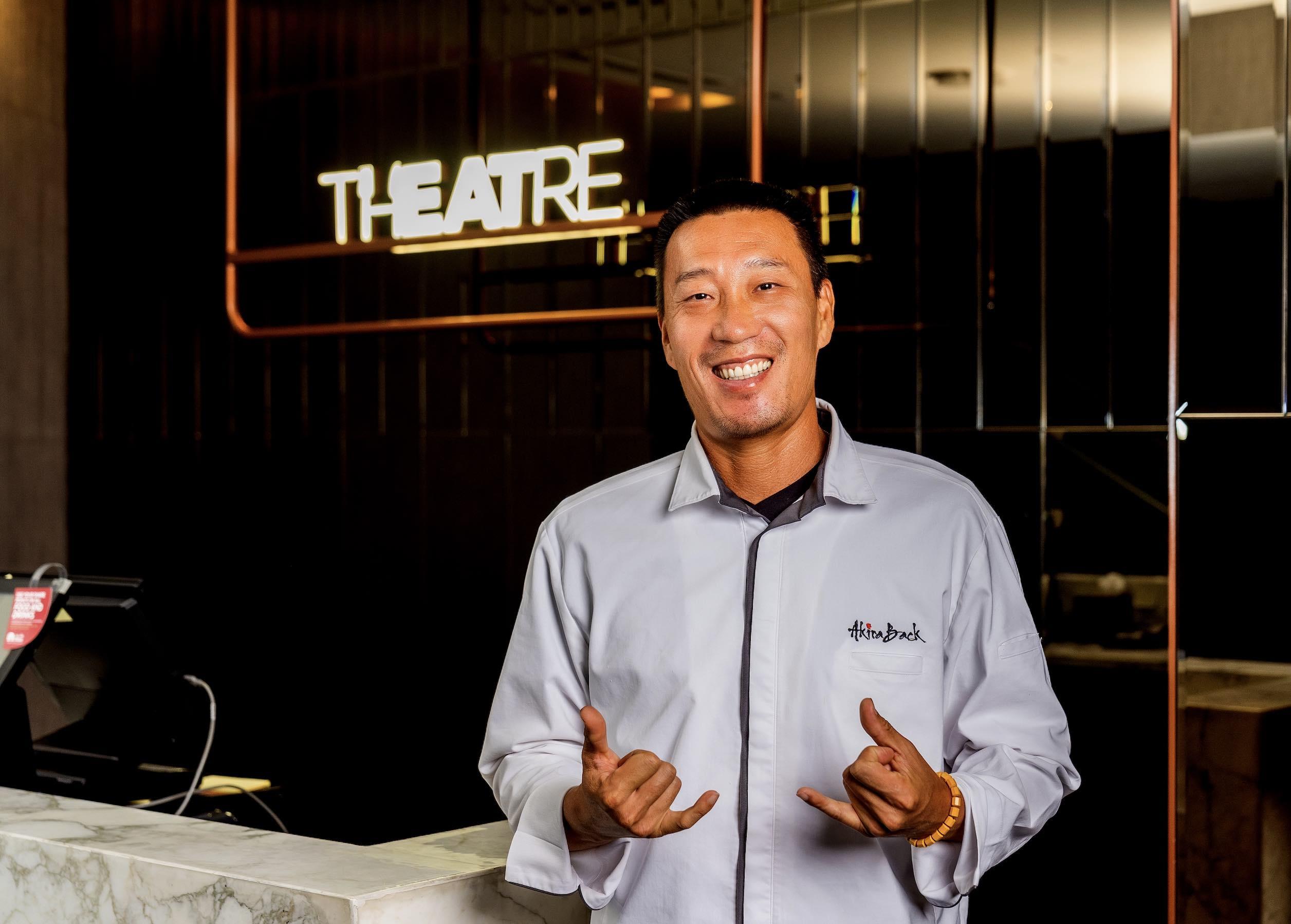 Akira Back Theater