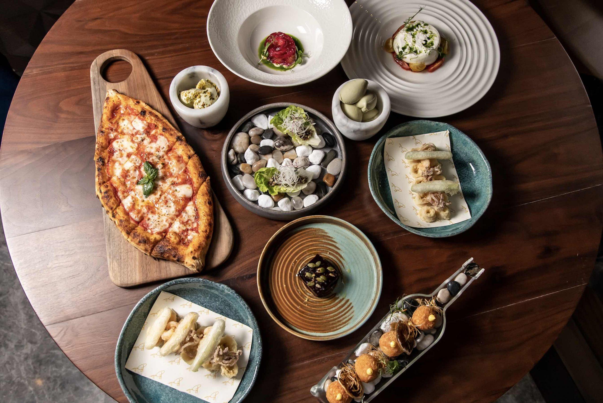 Dubai dining this week