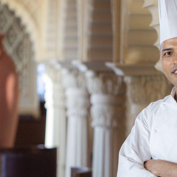 Chef Faizan Khyber