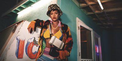 Rihanna RIMOWA