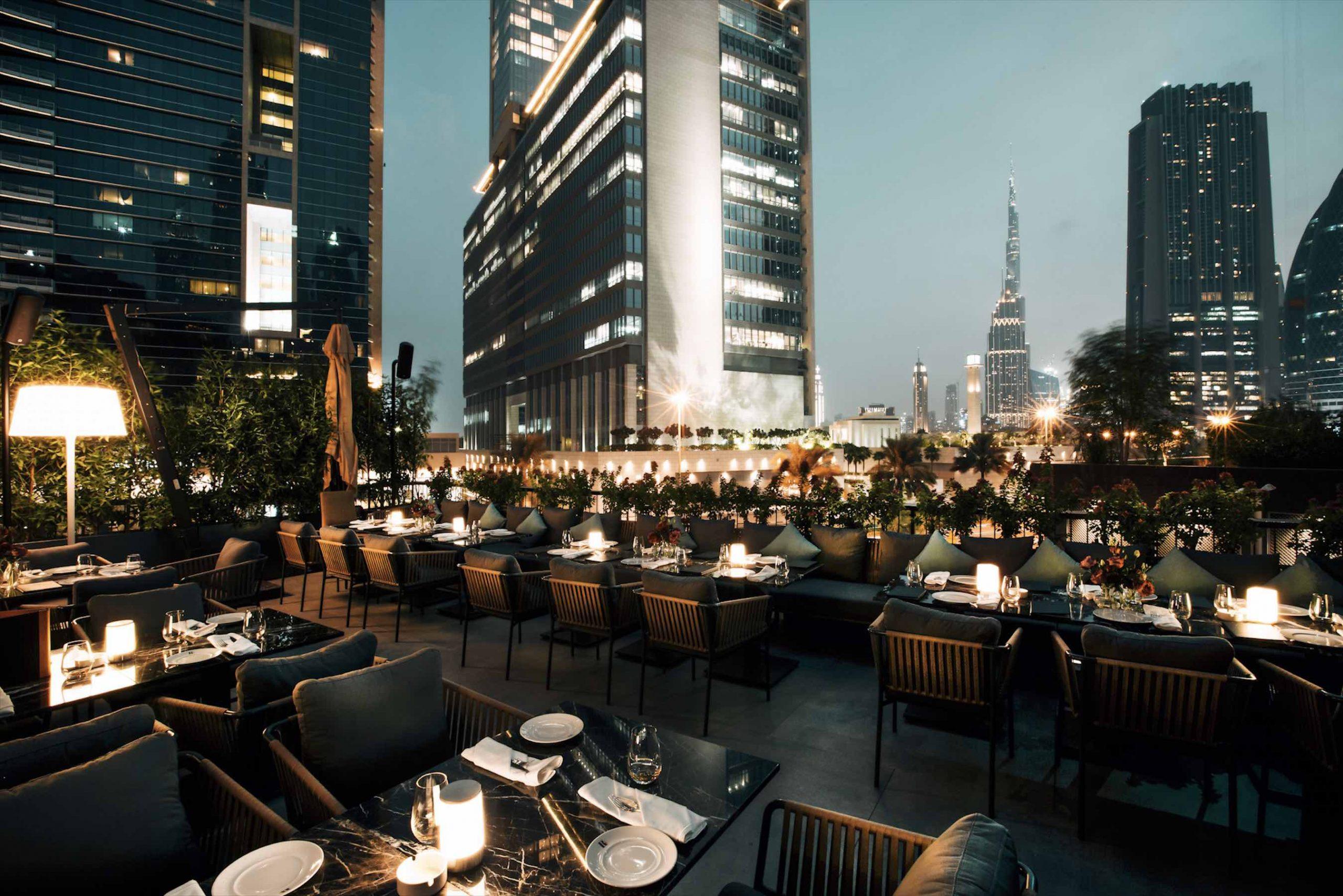Roberto's Terrace