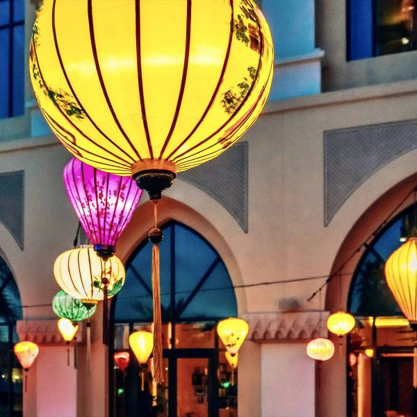 Lantern and Moon Festival